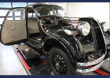 Pirmie šī gada Rīgas Motormuzeja jaunumi