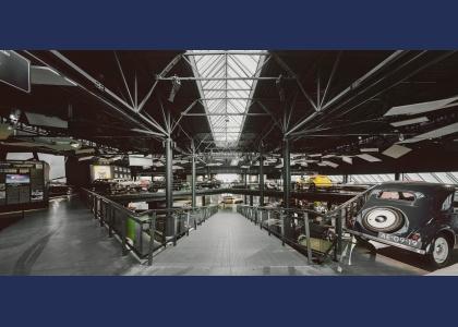 Divu gadu laikā rekonstruēto Rīgas Motormuzeju ir apmeklējuši 350 tūkstoši interesentu
