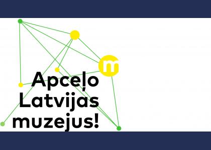Latvijas Muzeju biedrība aicina apceļot Latvijas muzejus
